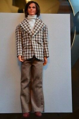 4234 Montgomery Ward   Mod Hair Ken doll (1974-1976) with outfits