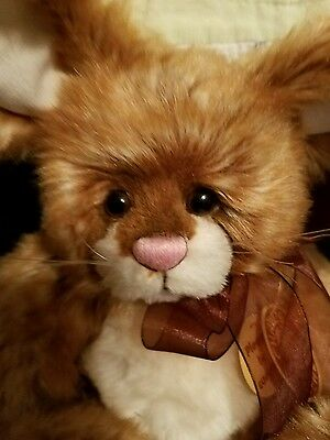 Cotton Sox by Charlie Bears with tags