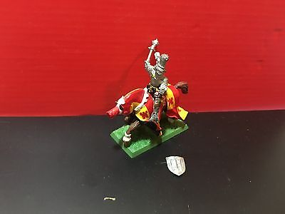 Bretonnia Knight Of The Realm Hero Metal Fifth Edition