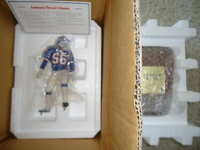 Danbury Mint Lawrence Taylor New In Box With Coa!!