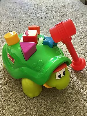 Fisher-Price Toddlerz Tappy the Turtle