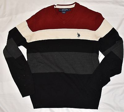 Us Polo Assn Pull Over Sweater Size S