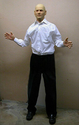 Lifesize Poseable Stunt Dummy Mannequin Statue 3 Day