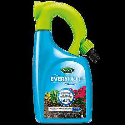 Scotts EVERYDROP HOSEON PREMIUM LIQUID SOIL WETTER for Sandy Hydrophobic Soil 1L
