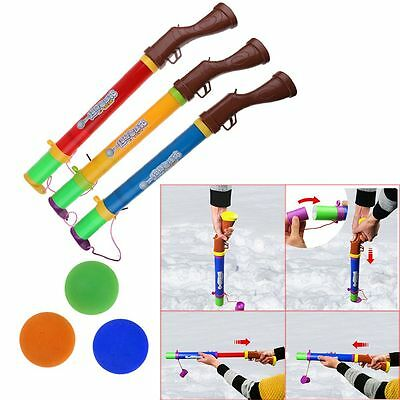 Kids Winter Snow Fighting Game SnowBalls Maker Harvest Clip + 2 Sand Mold Ball