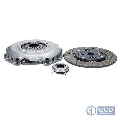 Kit D`embrayage 3 Pieces Ø240 Chrysler Voyager Ii Es + Iii Gs 2.5 Td 95-01