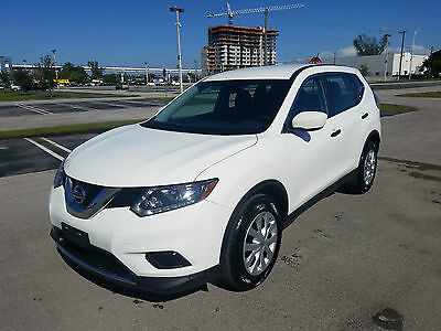 2016 Nissan Rogue ROGUE 2016 Nissan Rogue Sport Utility 2.5L VERY LOW MILES NICE SUV BEST OFFER