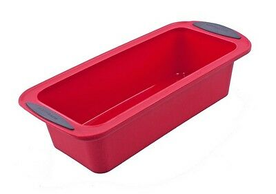 Silicone Bread Loaf Cake Mould Non Stick Bakeware Baking Pan Oven Mold 24cm