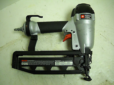 Porter Cable FN250C Finish Nailer Works Great!!