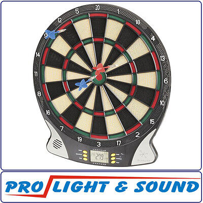 12% Off! Electronic Dart Board with Darts