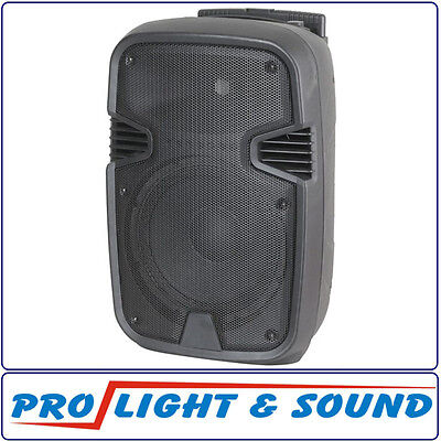 250mm (10 Inch) Portable PA Speaker,MP3 Player,Bluetooth
