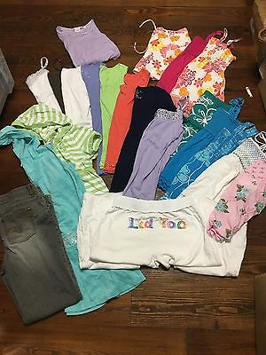 GIRLS SIZE 18 20 Lot LIMITED TOO HOODIE DRESS SKORT CAMISOLE SHIRTS TANKS JEANS