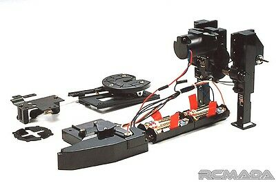 Tamiya 56505 RC Truck Trailer Motorized Support Legs