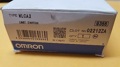 Wlca2 Omron Wlca2 Limit Switch New