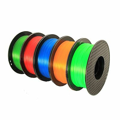 Createbot 1.75mm ABS Filament 1KG 2.2LB Reel For 3D Prining Consumables Material