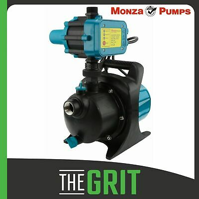 Monza 800w 1Hp Home Garden Irrigation Transfer Water Pump with Auto Controller
