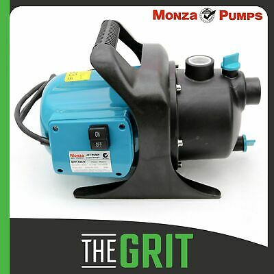 Monza 800w 1Hp Home Garden Irrigation Transfer Water Pump