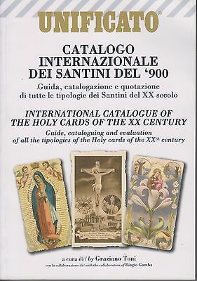 Santino Holy Card Image Pieuse Andachtsbild -Catalogo Internazionale Del '900