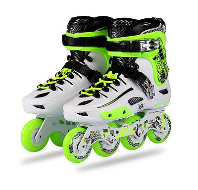 Adults Women Men's RX4 Roller Inline Skate Shoes Four Wheels Skating Shoes