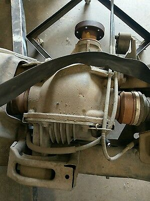 Ford falcon fg straight gas sedan diff centre only (4 speed auto)