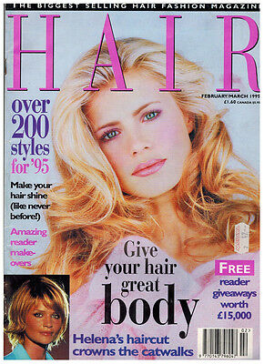Hair Issue February/March 1995