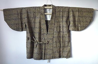 Authentic Japanese samue jacket, relaxing & working clothes, good cond. (K847)