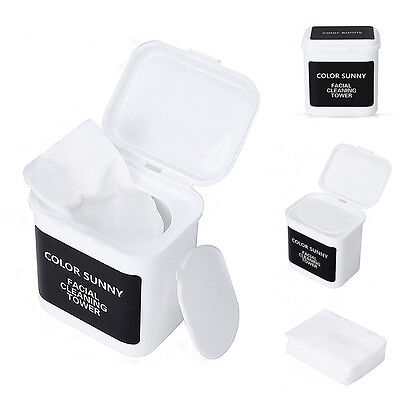 100pcs comfortable make up Soft remover wipes deep cleansing Discharge Cotton