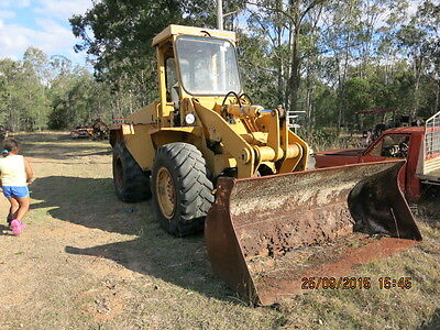 Loader Articulated 4X4 Drive Rops Cab