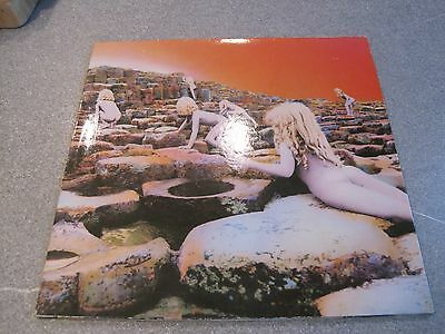 Led Zeppelin - Houses of the Holy Vinyl Lp