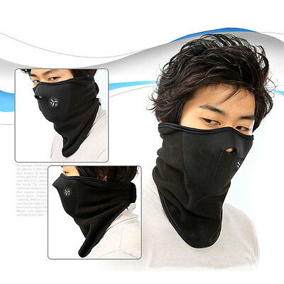 Sports Winter Cyling Bike Bicycle Ski Motocycle Cover Neck Scarf Half Face Mask