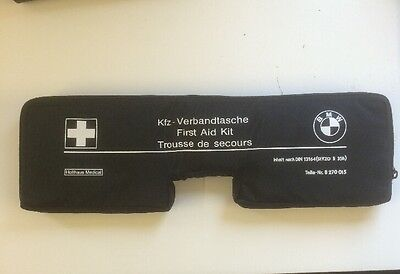 Genuine Bmw 5 Series F11 First Aid Kit Unopened Look!! 8270015