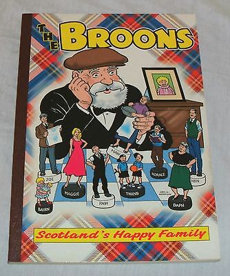 1999 Broons Book In Fairly Good Clean Condition