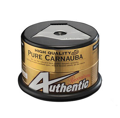 AUTHENTIC CARNAUBA PREMIUM WAX 200G by SOFT 99 Fusso