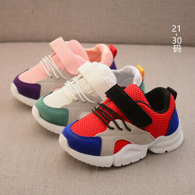 Kids Boys Girls Trainers Sports Running Shoe Boy Girl Baby Infant Casual Shoes