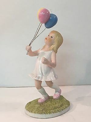 Frances Hook Balloon Handful Of Happiness The tiniest breeze keeps dreams Alive