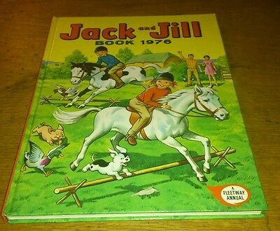 Jack And Jill Annual, 1976