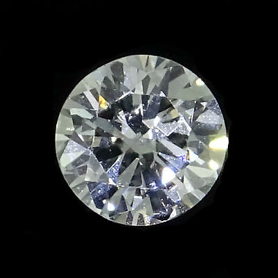 0.17ct round cut natural diamond K VS2