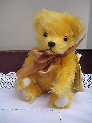 "Dean's Collector's Ltd Ed. 'A Ray Of Sunshine' 9"" Teddy Bear With Certificate"