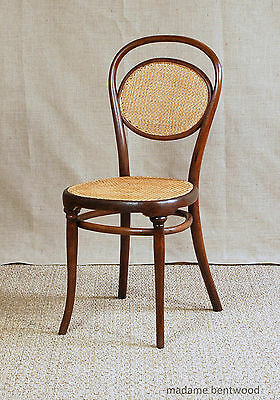 Rare chaise bistrot viennoise THONET N°11 édition ancienne 1872-1874 ca