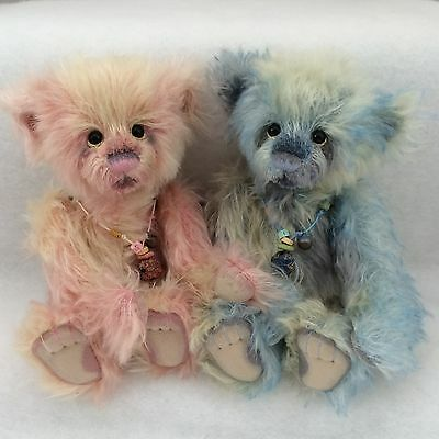 Special price! BOGO Charlie Bears Isabelle Lullaby and Serenade, lovely!