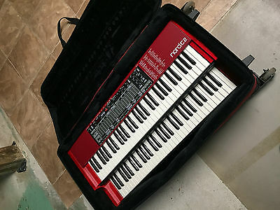 FREE USA - CANADA SHIPPING! Nord C2 Organ - excellent condition!