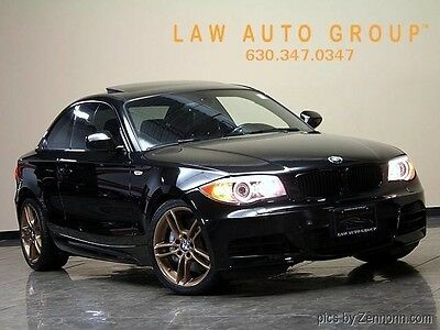 2012 BMW 1-Series Base Coupe 2-Door 2012 BMW COUPE M-SPORT