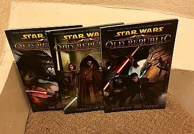 star wars knights of the old republic Comic 1-3