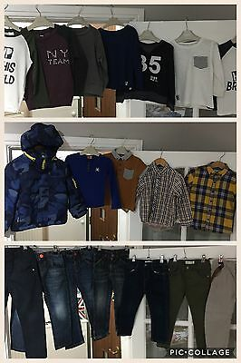 On Trend Boys Clothes Bundle Zara Boden Next Ted Baker 2-3 Years Ex Condition