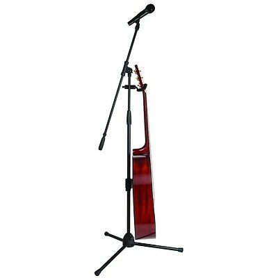 On Stage Stands GS7800 Microphone Stand Guitar Hanger! Great Gift! LOOK!!