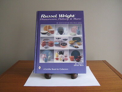 Russel Wright Dinnerware, Pottery & More Identification & Price Guide Book 2000