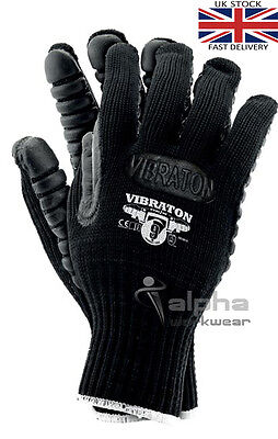 Anti Vibration Work Gloves Anti-Vibration Power Tools Vibration Reducing Gloves