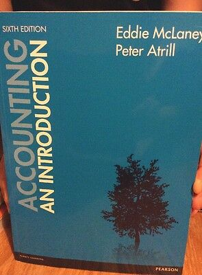 Accounting An Introduction Sixth Edition New & Sealed