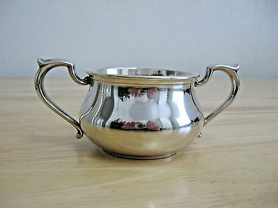 Vintage Sterling Silver Sugar Bowl - S. Kirk & Son - 71