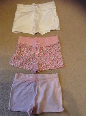 3 X Girls Next Casual Shorts Age 10 Years